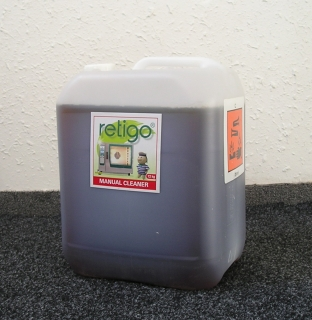 Retigo manual cleaner, 12kg