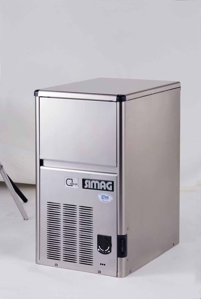Výrobník ledu SIMAG, SDN 85 A/W